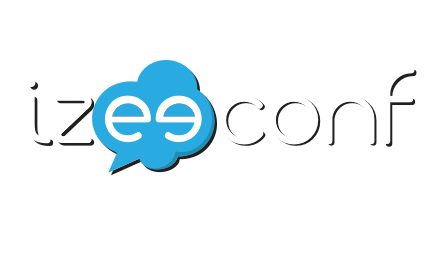 Izeeconf logo and tagline